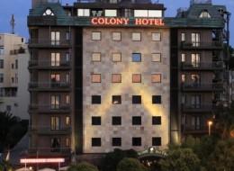colony hotel rome