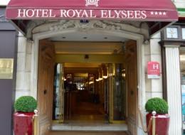 Hotel Royal Elysées
