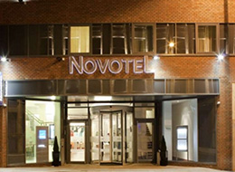 Novotel Liverpool Center