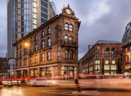 Indigo Manchester Victoria Station